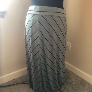 Ava and Viv 3x skirt